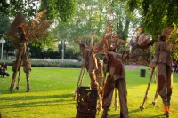 DAS PARKLICHTER FEST - Bad Oeynhausen Kurpark (08.08.2015)
