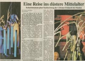 Weser Kurier vom 04.03.2004